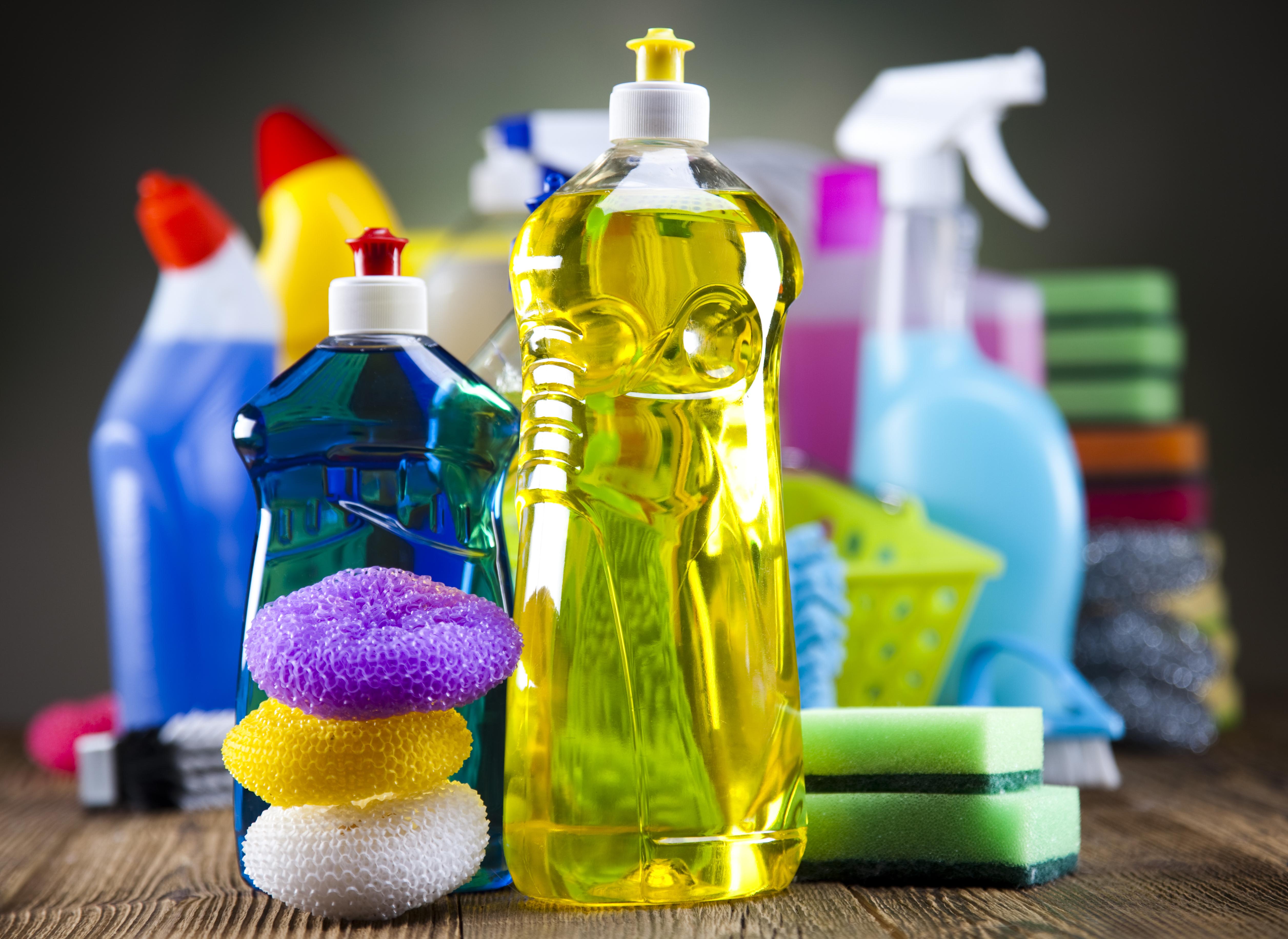 laver les vitres avec les produits professionnels
